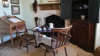 Housekeepers sitting room